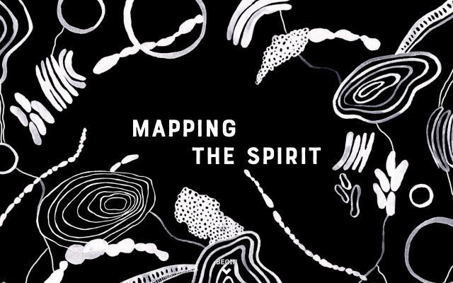 Screenshot of Mappingthespirit
