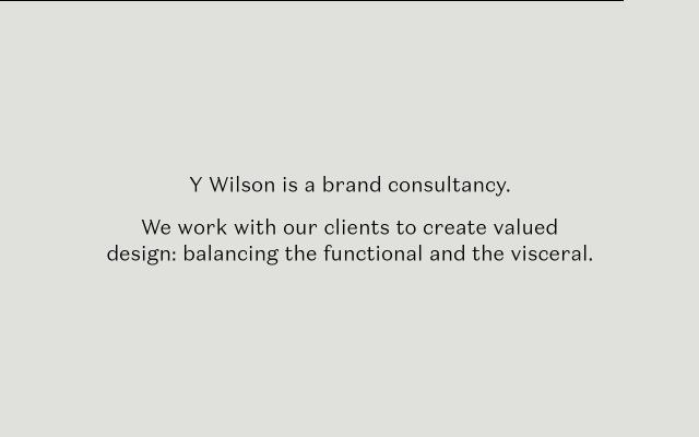 Screenshot of Y-wilson