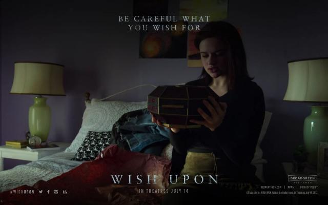 Screenshot of Wishuponmovie