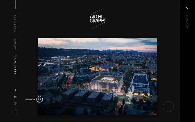 Screenshot of Archi-graphi