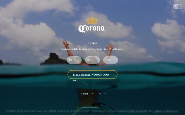 Screenshot of Wooohooo