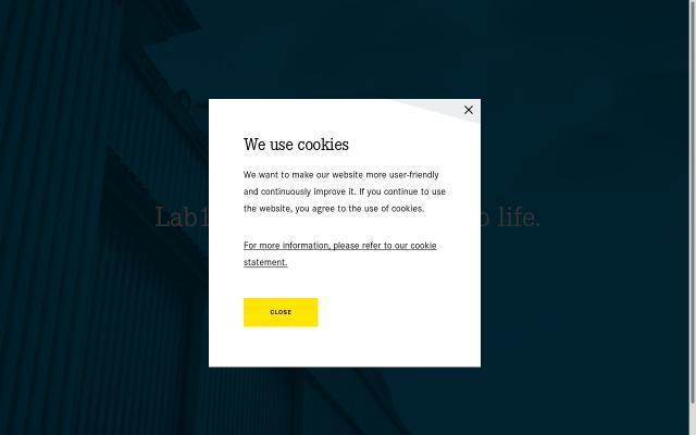 Screenshot of Lab1886