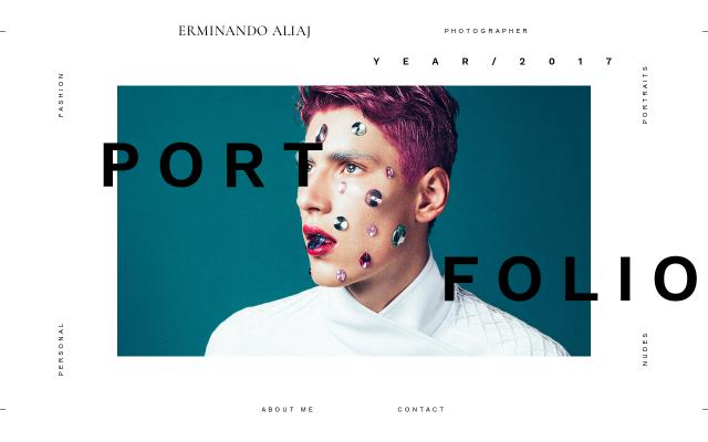 Screenshot of Erminandoaliaj