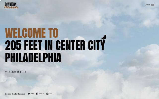 Screenshot of Downtown-philly