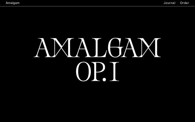 Screenshot of Amalgam