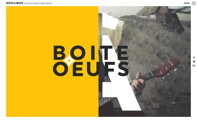 Screenshot of Boite-a-oeufs