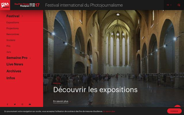 Screenshot of Visapourlimage