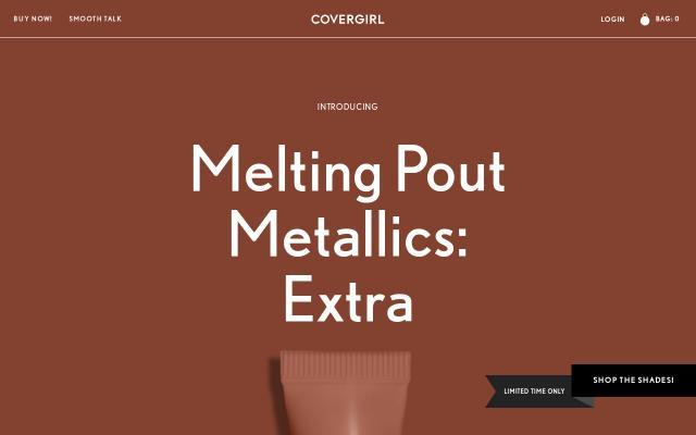 Screenshot of Meltingpoutmetallics