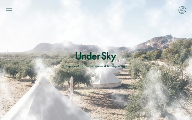 Screenshot of Undersky