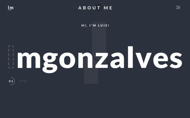 Screenshot of Lmgonzalves