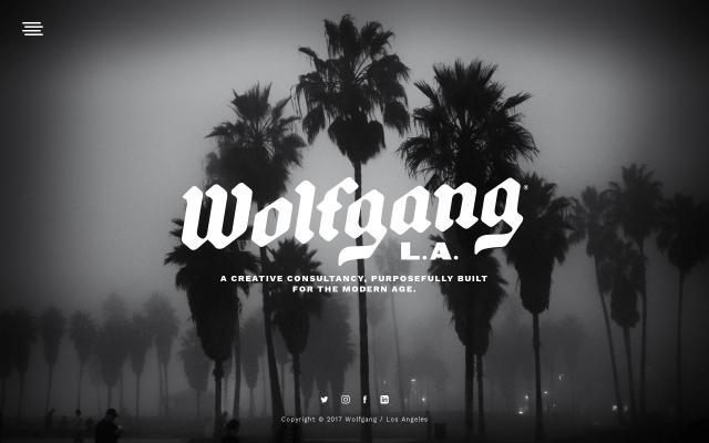 Screenshot of Wolfgangla