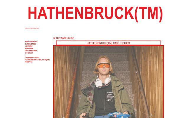 Screenshot of Hathenbruck