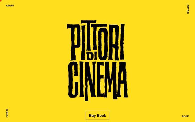 Screenshot of Pittoridicinema