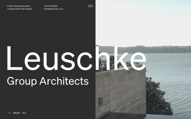 Screenshot of Leuschke