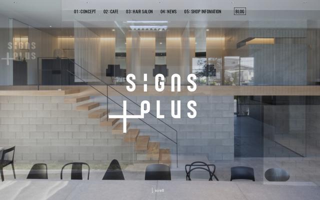 Screenshot of Signsplus