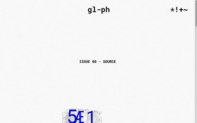 Screenshot of Gl-ph