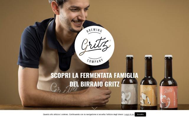 Screenshot of Gritz