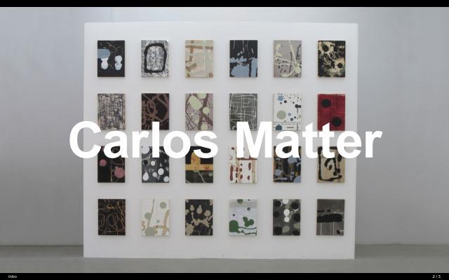 Screenshot of Carlosmatter