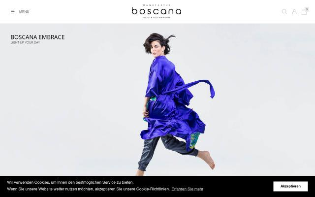Screenshot of Boscana