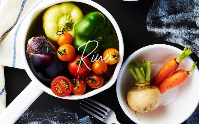 Screenshot of Rina-foodphoto