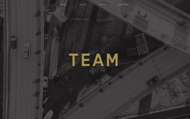 Screenshot of Weareteamstudio