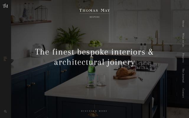 Screenshot of Thomasmaybespoke