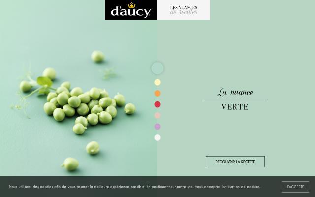 Screenshot of Daucy