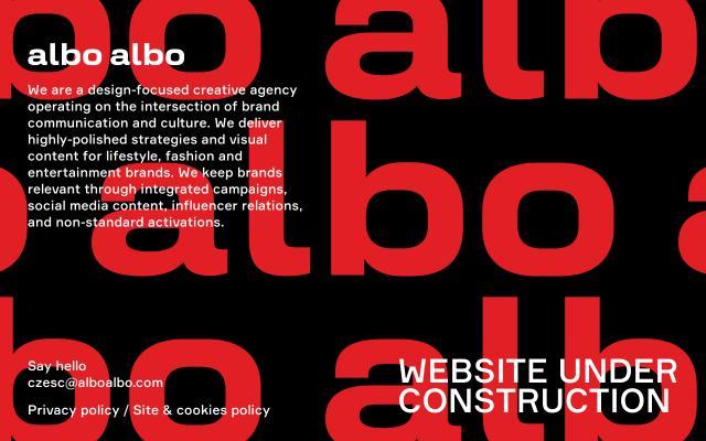 Screenshot of Alboalbo