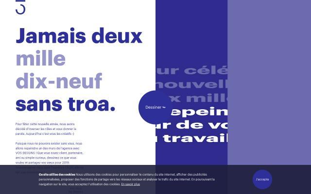 Screenshot of Troa