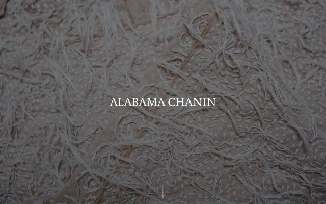 Screenshot of Alabamachanin