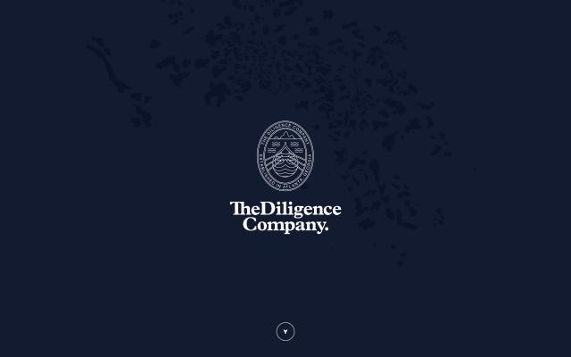 Screenshot of Thediligencecompany