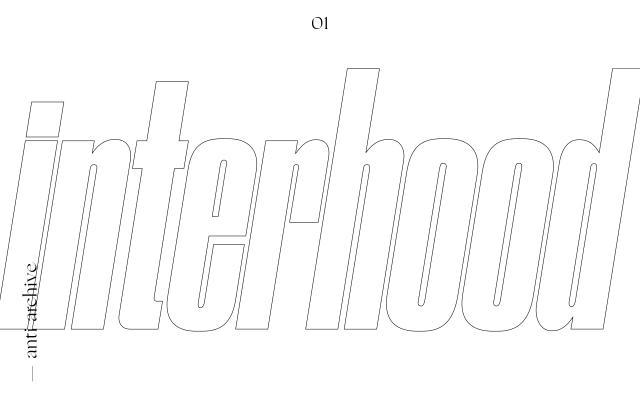 Screenshot of Interhood