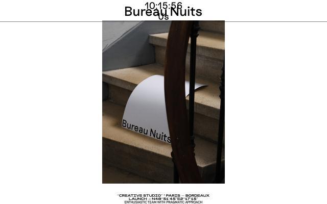 Screenshot of Bureaunuits