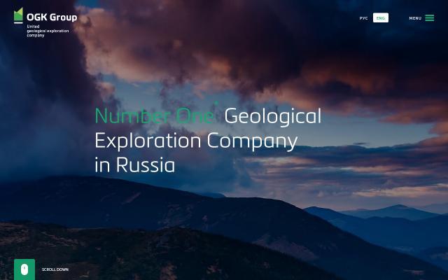 Screenshot of Ogkgroup