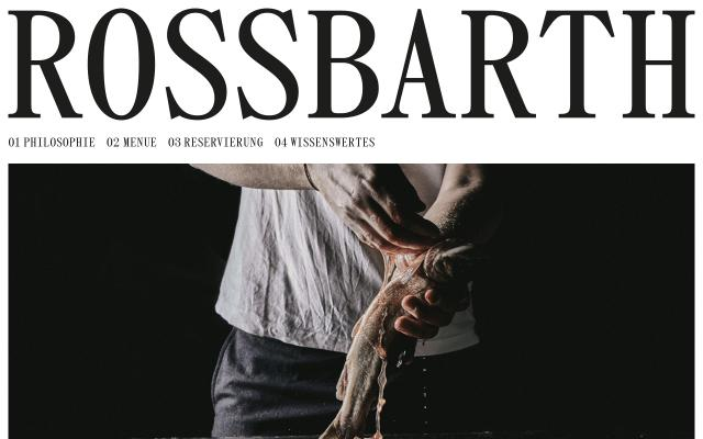 Screenshot of Rossbarth