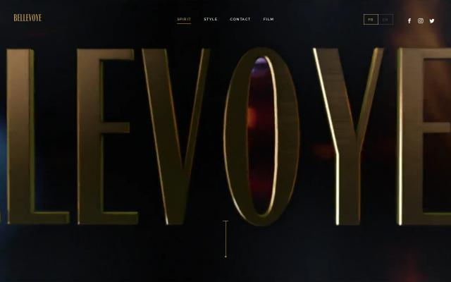 Screenshot of Bellevoye