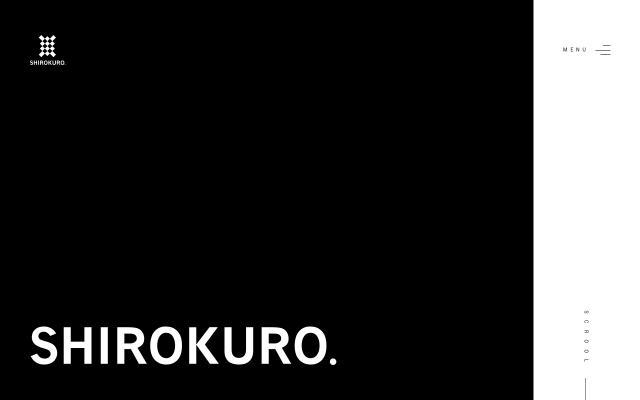Screenshot of Shirokuro-inc