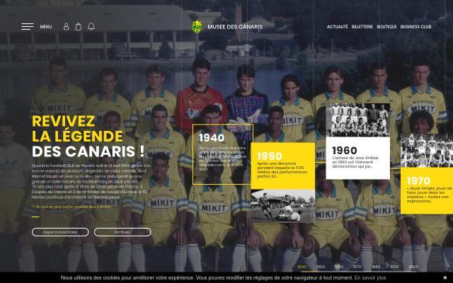 Screenshot of Fcnantes