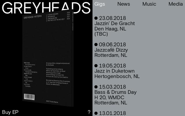 Screenshot of Greyheads