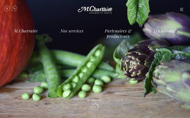 Screenshot of Mcharraire