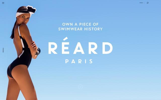 Screenshot of Reard