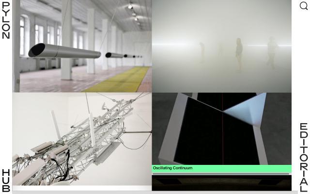 Screenshot of Pylon-hub
