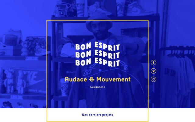 Screenshot of Bon-esprit