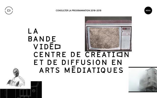 Screenshot of Labandevideo