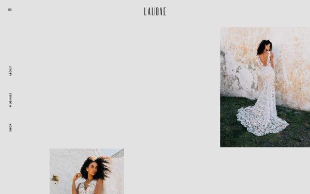 Screenshot of Laudae