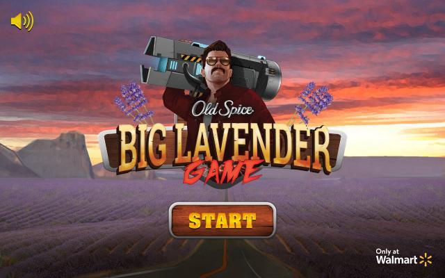 Screenshot of Biglavendergame